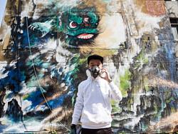 《佛山醒狮在台北》STREET ART IN TAIPEI