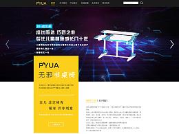 企业官网-pc端-网站