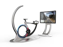 虚拟现实单车概念设计