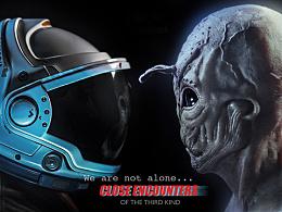 3D打印Sci-fi风格可戴头盔
