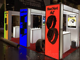 "E33便携式展位-专利产品-荣获2016中国制造之美""大奖""!"