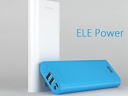 移动电源产品页面