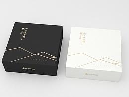包装设计简约零食包装盒电商淘宝包装饼干包装