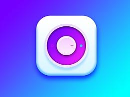 【每天一个icon】04_colorful_button