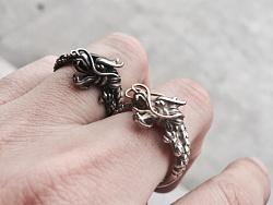 神龙戒指,