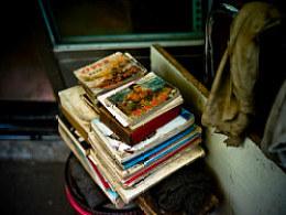 天津卫古文化街这些那些老物件...