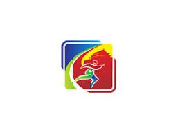 2012北京国际长跑节logo修订稿及报名海报设计