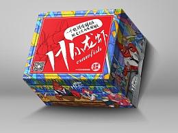 香天下外卖小龙虾·品牌定制设计