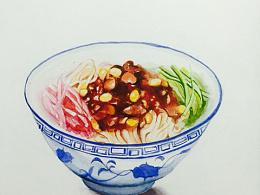老北京炸酱面