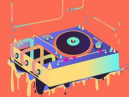 F+PLUS音乐品牌动画
