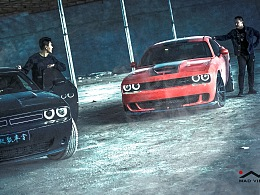 【·MV】Challenger.VS.来自地狱的猫