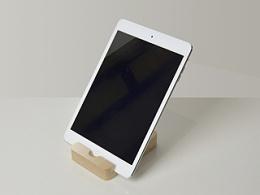 木迹制品 实木 iPad/iPhone 手机平板 底座 成品展示