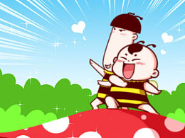 蜂宝宝表情