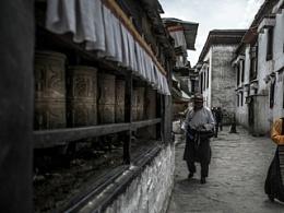 我的西藏-札什伦布寺
