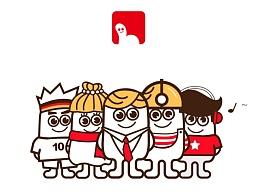Thumb Story 卡通形象设计茸磊文化原创