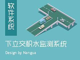 上海市下立交积水监测系统
