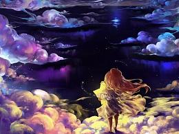 星星童话Ⅲ  遥远的远方
