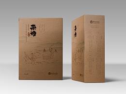 杂粮-礼盒包装