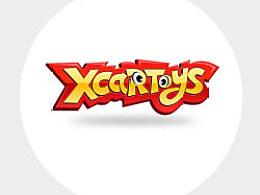 XCARTOYS(爱卡玩具)logo设计