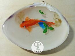 小鱼画法/树脂画图文教程