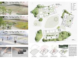 校园建筑竞赛作品