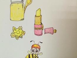 蜂蜜产品(๑• . •๑)