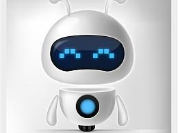 卡通形象机器人