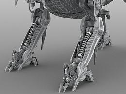 霸天虎机械狗2