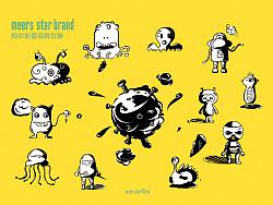 Meers Star品牌设计
