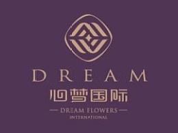 心梦国际 logo (一)