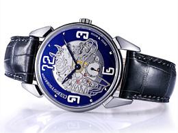 【菜鸟广告】皮革混色手表修图视频对比效果