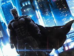 「玩具摄影」HT战术蝙蝠侠