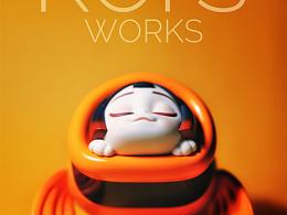 【Koi's Works   Koi锦鲤妹】Koi有福