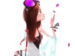 female-人物插图no.2