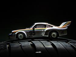 《一灯一车一世界》系列作品 保时捷PORSCHE 934/5