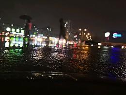 北京的雨夜