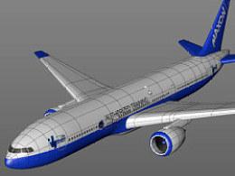 制作波音777喷气式客机