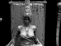 西游系列雕像