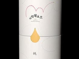 山楂蜜之恋品牌视觉设计·2