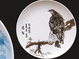 陶瓷釉上彩