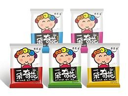 膨化食品包装设计|休闲食品包装设计|油炸食品包装设计|郑州小食品包装设计