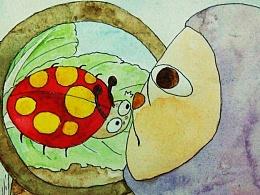 一天一故事——沙皮与瓢虫