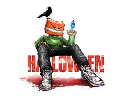 Halloween × LBJ13