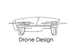 多旋翼飞行器/无人机外观设计