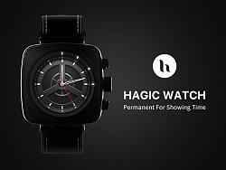 HAGIC智能手表企业官网 by Kidesign