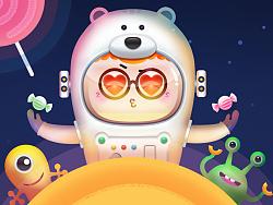 熊博士-糖果星球