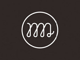 蔓蔓美肤电商品牌,标志设计及应用