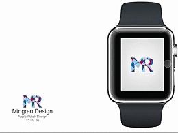 Day50- 每日设计 鸣仁AppleWatchUI界面设计