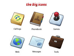 the Big icons