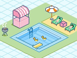 像素风小动画#Pixel#